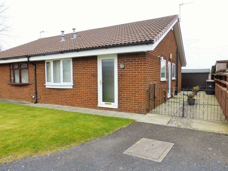 2 Bedrooms Semi Detached Bungalow for sale in Manor House Lane, Ribbleton, Preston