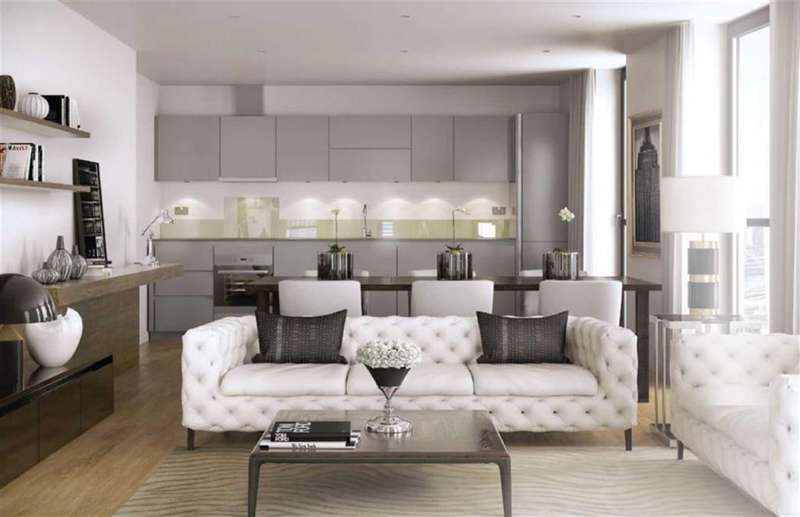 2 Bedrooms Property for sale in Manhattan Plaza, Canary Wharf, London, E14