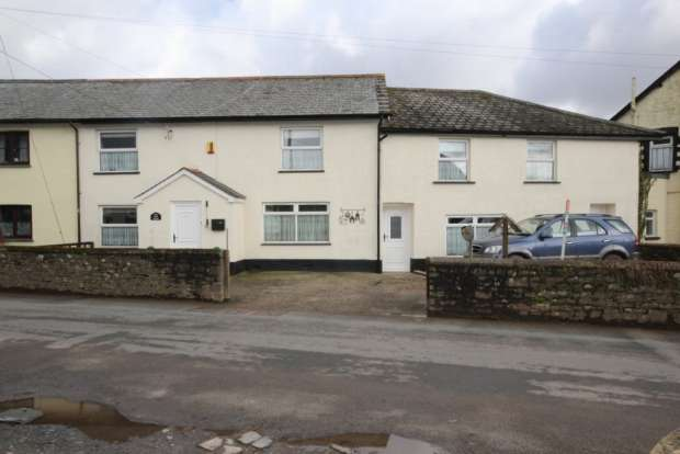 4 Bedrooms Semi Detached House for sale in CHULMLEIGH CHAWLEIGH