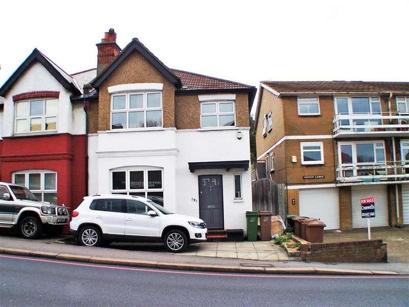3 Bedrooms Semi Detached House for sale in Carshalton Road, Carshalton, Surrey, SM5 3PZ
