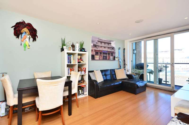 2 Bedrooms Flat for sale in Battersea Park Road, Nine Elms, SW8