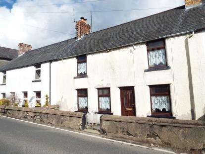 3 Bedrooms Terraced House for sale in Beuno Terrace, Gwyddelwern, Corwen, Denbighshire, LL21