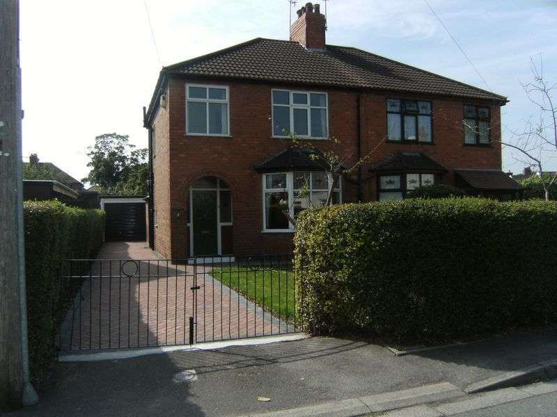 3 Bedrooms Semi Detached House for sale in 3 bedroom semi detached