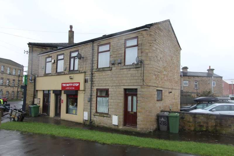 3 Bedrooms End Of Terrace House for sale in Bradford Road, Liversedge