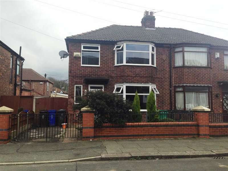 3 Bedrooms Property for sale in Albany Avenue, Delamere Park, Manchester
