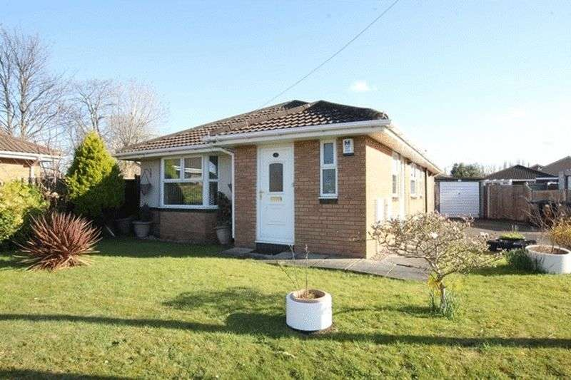 3 Bedrooms Detached Bungalow for sale in Wolferton Close, Upton, Wirral