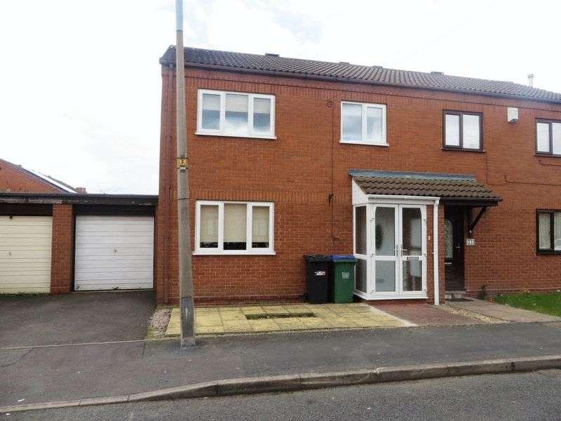 3 Bedrooms Semi Detached House for sale in Wellington Street, Cradley Heath