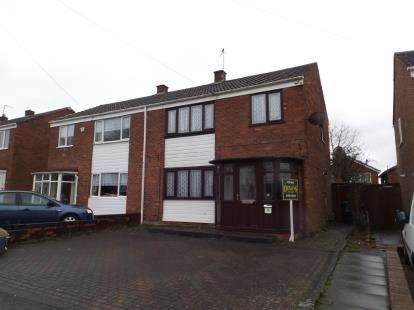 House for sale in Martley Road, Walsall, West Midlands