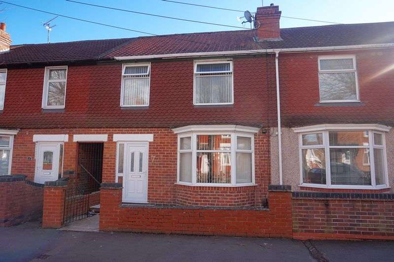 3 Bedrooms Terraced House for sale in Poole Road, Coventry