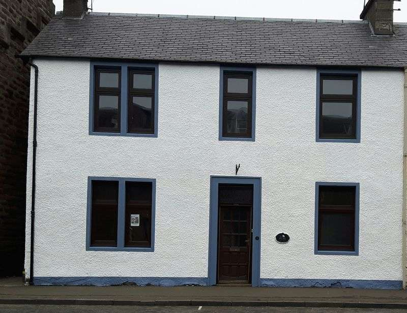 2 Bedrooms House for sale in MAIN STREET, CALLENDER