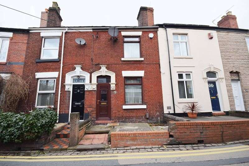 2 Bedrooms Terraced House for sale in Millrise Road, Milton