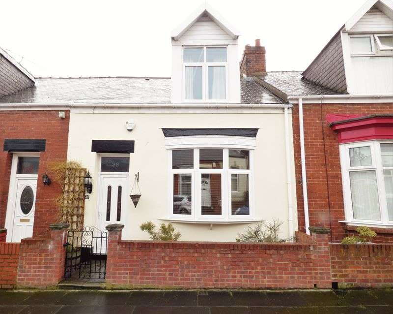 3 Bedrooms Terraced House for sale in Hawarden Crescent, Sunderland