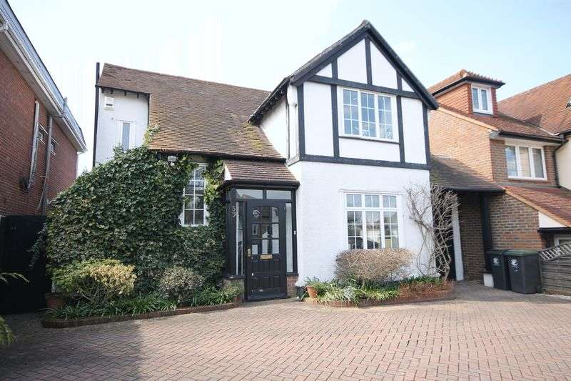 3 Bedrooms Detached House for sale in Hainault Road, Chigwell