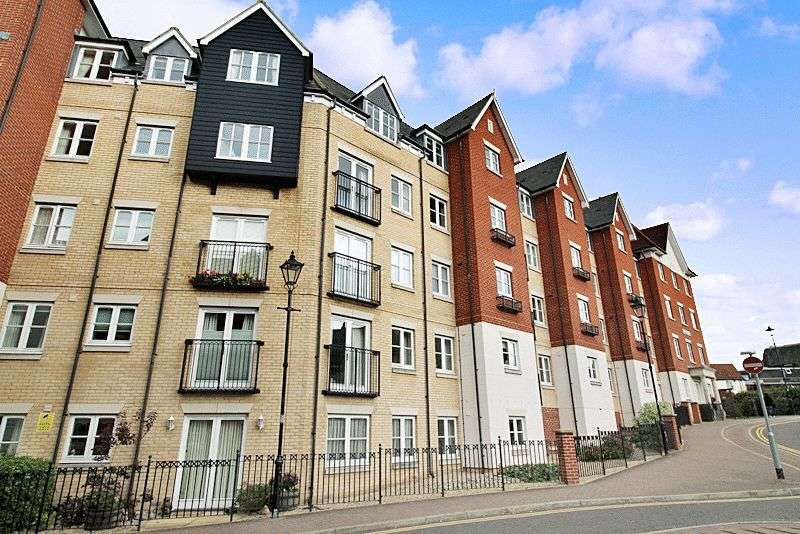 2 Bedrooms Retirement Property for sale in Salter Court, Colchester, CO3 3FF