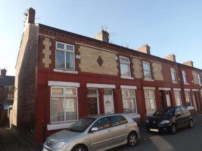 2 Bedrooms Terraced House for sale in Chilworth Street, Manchester, Greater Manchester