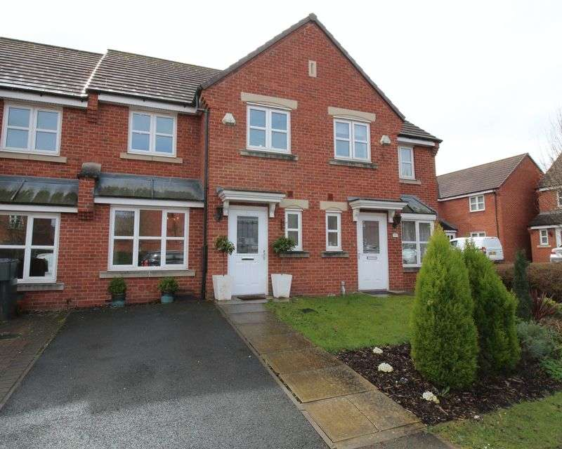 3 Bedrooms Terraced House for sale in All Saints Place, Bromsgrove