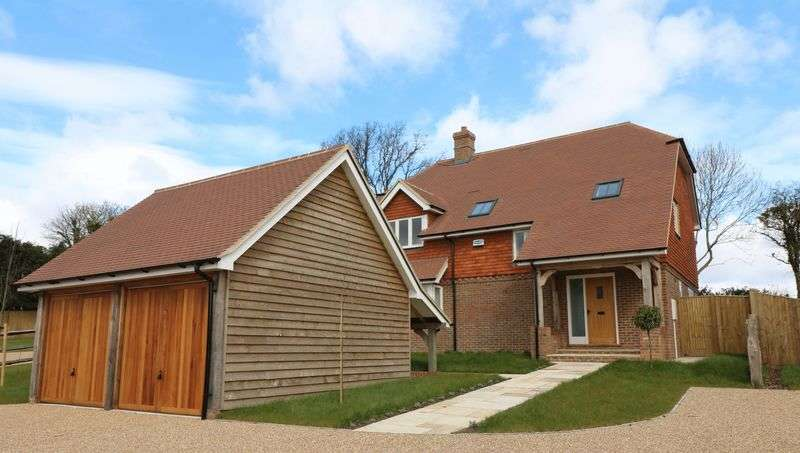 6 Bedrooms Detached House for sale in Heathfield Road, Burwash Weald, Etchingham