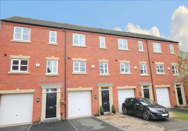 3 Bedrooms Mews House for sale in Lowes Drive, Tamworth, B77 2TT
