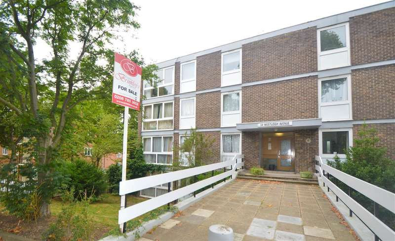 2 Bedrooms Apartment Flat for sale in Westleigh Ave, Putney, Putney