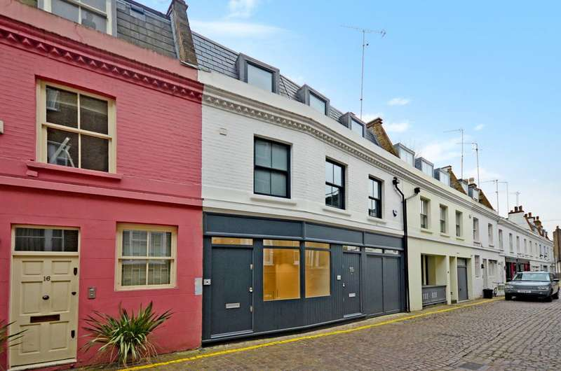 4 Bedrooms Mews House for rent in Lexham Mews, Kensington, W8