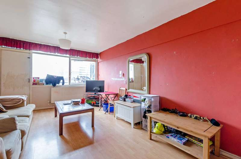 2 Bedrooms Flat for sale in Coventry Road, Tower Hamlets, E1