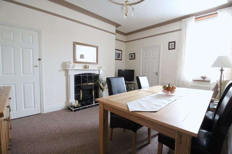 2 Bedrooms Flat for sale in Crofton Street, South Shields