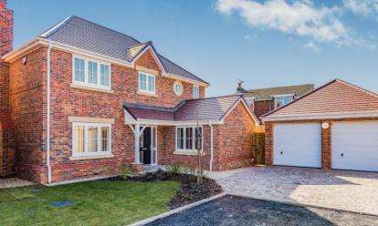 4 Bedrooms Detached House for sale in Off Lower Alt Road, Hightown, Merseyside, L38