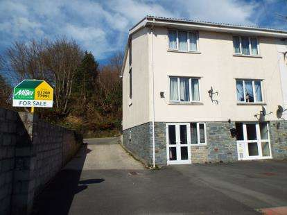 3 Bedrooms End Of Terrace House for sale in Berrycoombe Road, Bodmin, Cornwall
