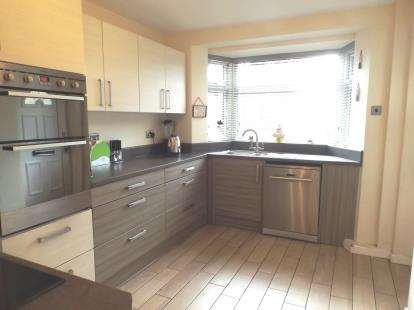 3 Bedrooms Semi Detached House for sale in Stretford Road, Urmston, Manchester, Greater Manchester