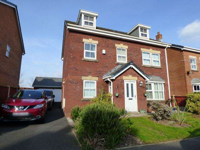 5 Bedrooms Detached House for sale in The Stables, Thornton Cleveleys, Lancashire, FY5 4GY