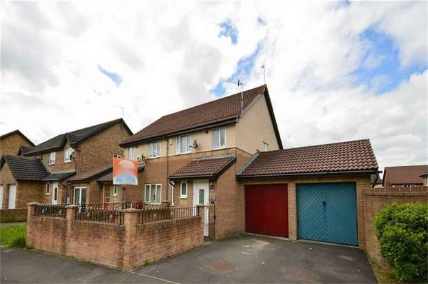 3 Bedrooms Semi Detached House for sale in Broad Haven Close, Penlan, Swansea, West Glamorgan