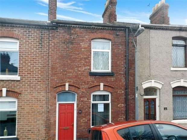 2 Bedrooms Terraced House for sale in Bishop Street, Bishop Auckland, Durham