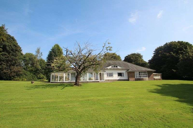 3 Bedrooms Detached Bungalow for sale in Crimble Bungalow, Crimble Lane, Bamford OL11 4AB