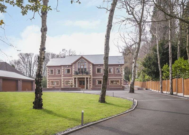 6 Bedrooms Detached House for sale in Nottingham Road, Ravenshead