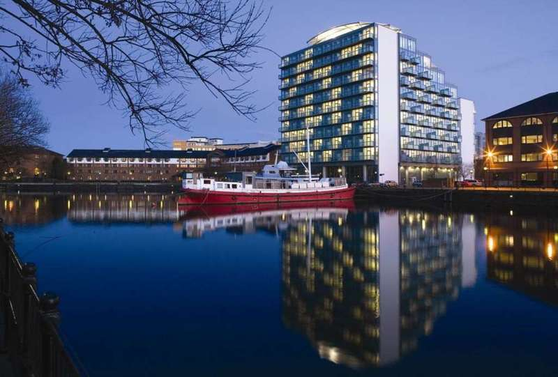 Studio Flat for sale in Clippers Quay, Salford Quays