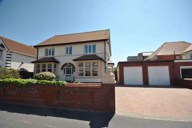 4 Bedrooms Detached House for sale in 4 Norwood Road, LYTHAM ST ANNES, Lancashire