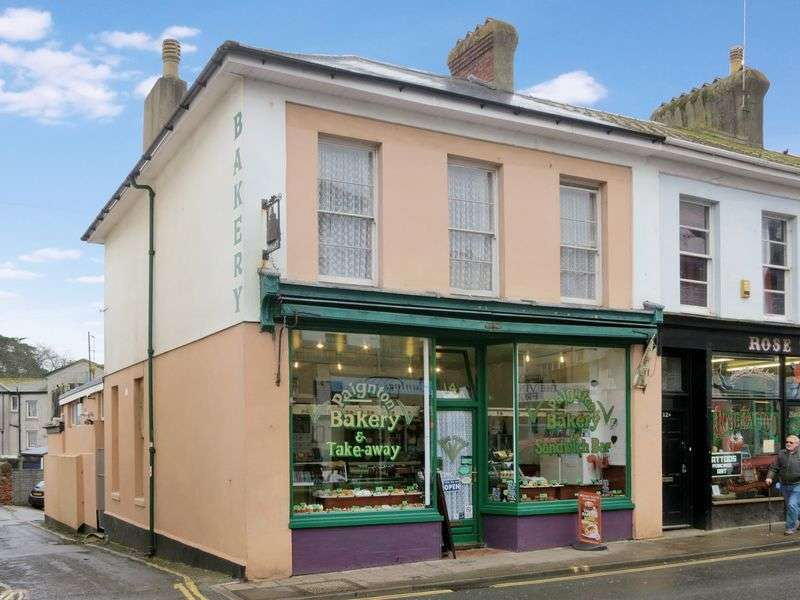 Property for sale in Paignton Bakery