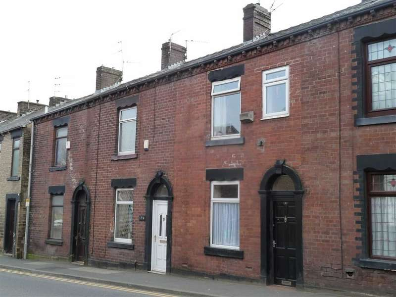 3 Bedrooms Property for sale in Oldham Road, Springhead, SADDLEWORTH, OL4