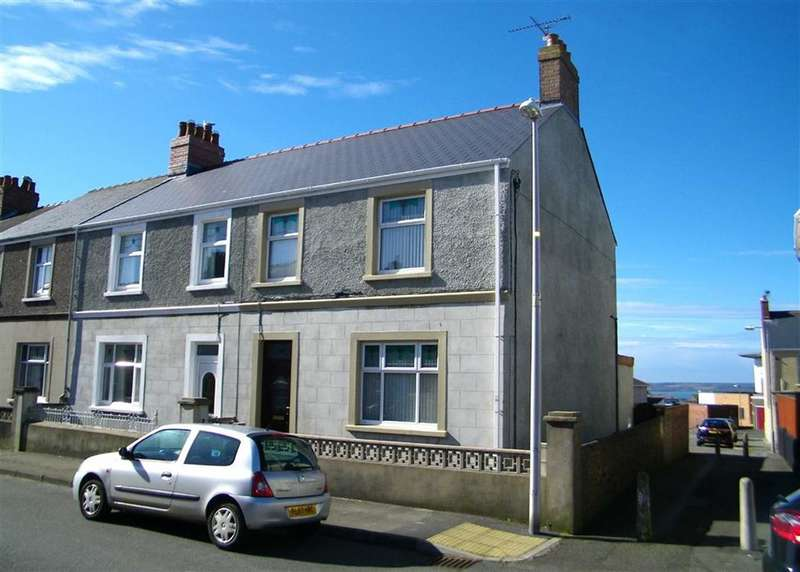 3 Bedrooms Property for sale in Stratford Road, Milford Haven