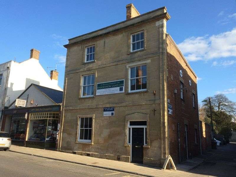 1 Bedroom Flat for sale in Apartment 3, Wilton House, 66 High Street, Glastonbury