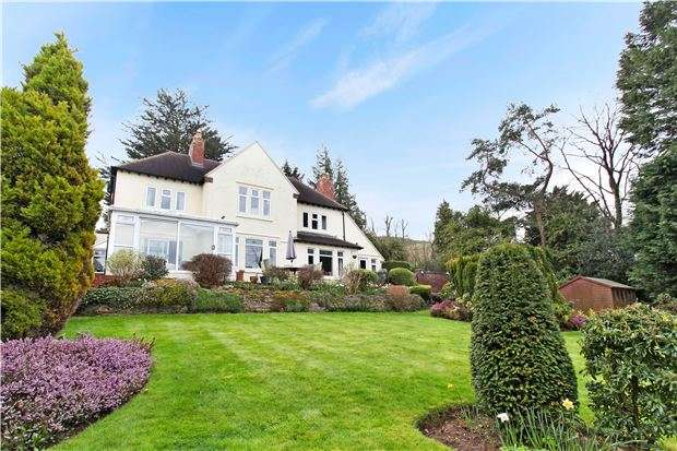 5 Bedrooms Detached House for sale in Cleeve Hill, CHELTENHAM, Gloucestershire, GL52 3PR