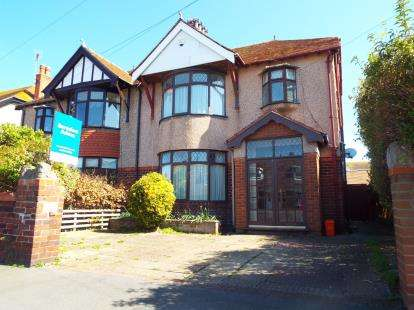 3 Bedrooms Semi Detached House for sale in Highfield Park, Rhyl, Denbighshire, LL18