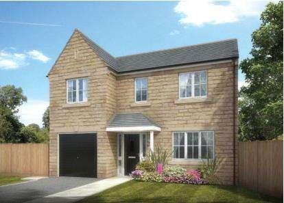 4 Bedrooms House for sale in Brighouse Road, Queensbury, West Yorkshire