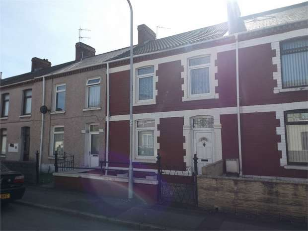 3 Bedrooms Terraced House for sale in Tydraw Street, Port Talbot, Port Talbot, West Glamorgan