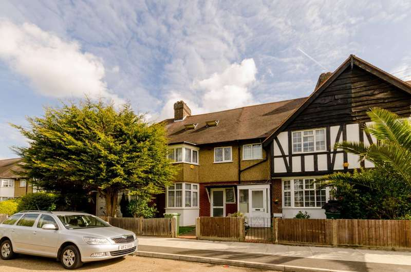 4 Bedrooms Terraced House for sale in Manship Road, Tooting, CR4