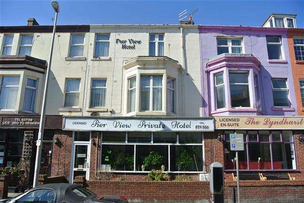 11 Bedrooms Guest House Gust House for sale in Banks Street, Blackpool