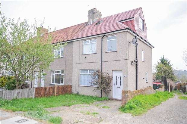 4 Bedrooms Semi Detached House for sale in Broom Avenue, ORPINGTON, Kent, BR5 3BS