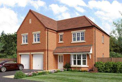 5 Bedrooms Detached House for sale in Langley Country Park, Radbourne Lane, Derby