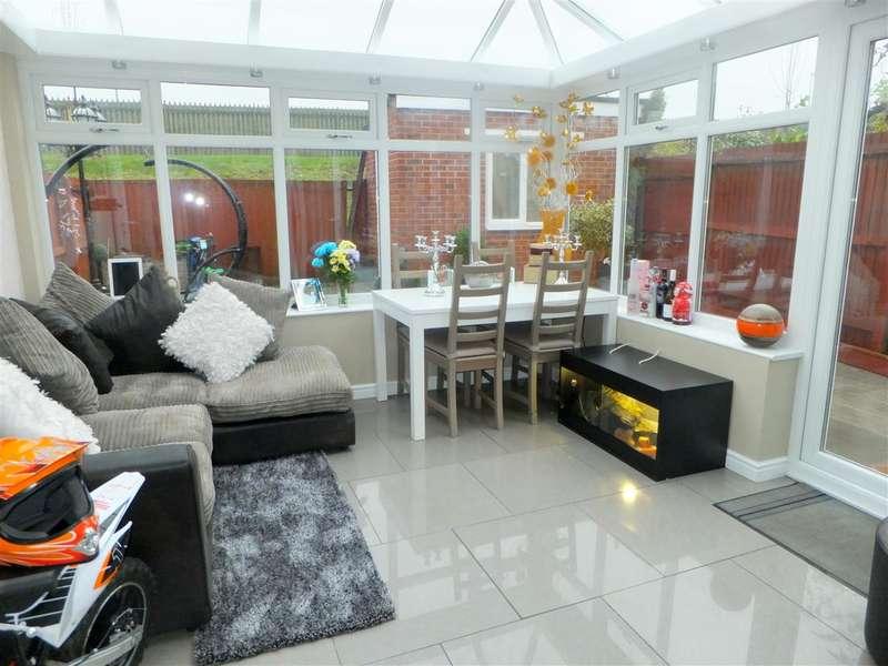 4 Bedrooms Terraced House for sale in Speakman Way, Prescot