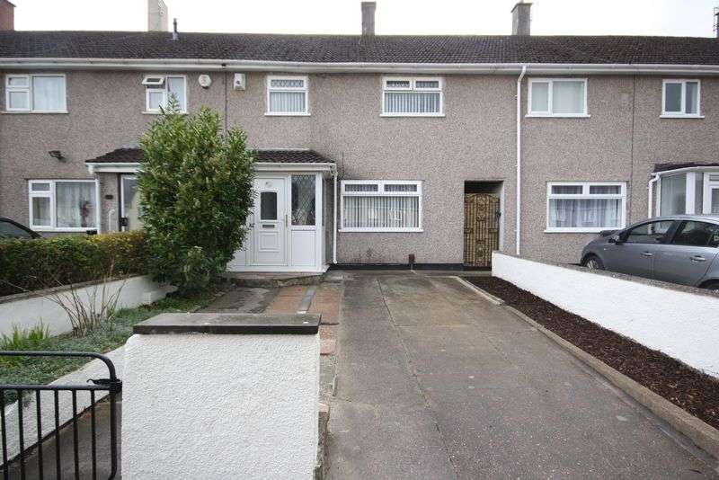 3 Bedrooms Terraced House for sale in Upjohn Crescent, Bristol